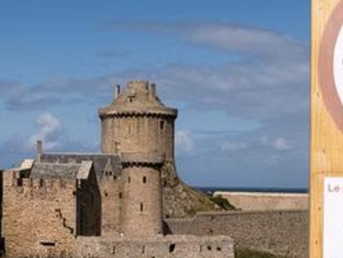 Chateau port du masque