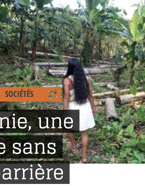 Amazonie, une histoire sans geste barrière