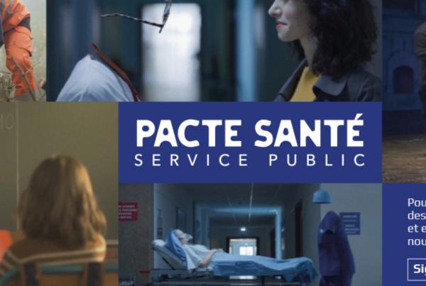 Pacte Santé Service Public