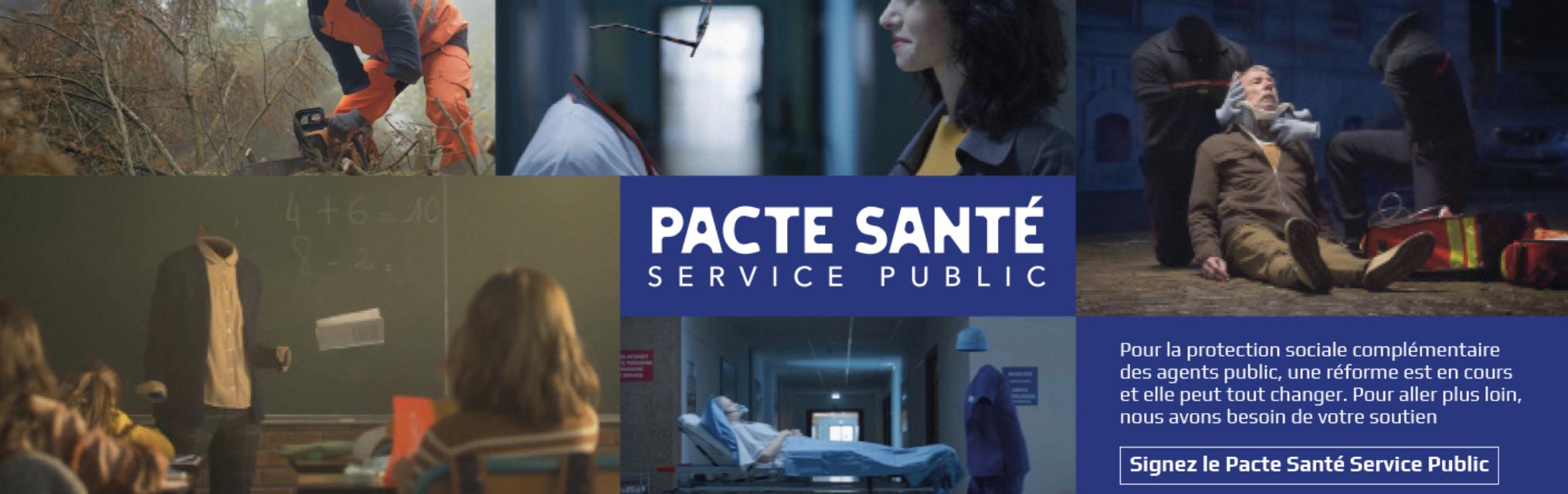 L'actu de la semaine, Pacte Santé Service Public